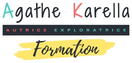 logo Agathe Karella Formation